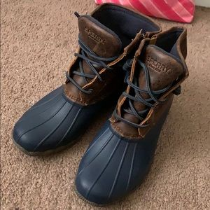 Sperry duck boots. Women's